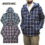 【3 COLOR】MIGHTY MAC(マイティーマック) SEPTIS別注 ARO DECK PARKA(ボートパーカ) MADRAS CHECK