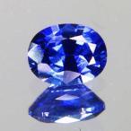 ブルーカシミールサファイア(azad kashmir)0.28ct. 抜群の色乗りとテリです。