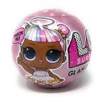 L.O.L. Surprise! Glam Glitter Series Collectible Dolls LOL サプライズ グラムグリッターシリーズ ご注文合計5000円以上で速達(ゆうパック等)で発送致します