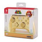 海外限定 ニンテンドースイッチ コントローラー Nintendo Switch controller  特別ゴールドクローム版 マリオデザイン