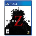 PS4 北米版 World War Z Mad Dog Games