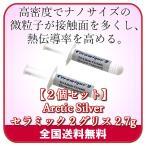 【2個セット】 Arctic Silver  セラミック2グリス 2.7g
