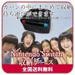ニンテンドー 収納ケース 大容量バッグ Nintendo Switch (収納ケース ブラック)