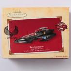 スタートレック(STAR TREK)・クリスマスオーナメント・簡易無料ラッピング・THE SCORPION(スコーピオン)・NEMESIS・2003年製・未使用・直輸入