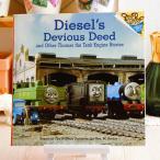 きかんしゃトーマス 機関車・キャラクターグッズ・洋書絵本Diesel's...[1992年製]デッドストック