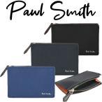 ショッピングポール ポールスミス メンズ 定期入れ パスケース カードケース カラーフラッシュ PSC412