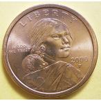 2000年アメリカ1ドルコイン、完全未使用