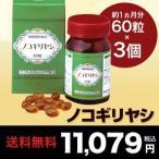 【世田谷自然食品公式】ノコギリヤシ約1ヵ月分(60粒入)×3個セット約3ヵ月分(まとめ買い割引適用)