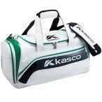 キャスコ メンズ ゴルフ ボストンバッグ ホワイト/グリーン KS-182