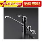 □[TKGG31EH] 分岐金具付キッチン蛇口 TOTO  シングルレバー混合栓(旧型番:TKG31UPHS)