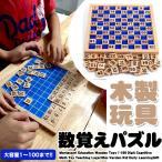 知育玩具 数覚え 数字 脳トレ パズル ブロック  ゲーム 遊び ゲーム 積木 木製玩具
