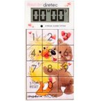 ドリテック デジタルタイマー スージーズー Hug&Heart T-547PKSZ
