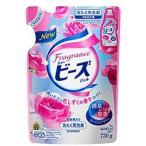 フレグランスニュービーズジェル 花しずくの香り つめかえ用 730g ×3個セット