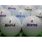 ロストボール ブリヂストン NEWING ニューイング スーパーソフトフィール 20球セット 当店Aランク 中古 ゴルフボール
