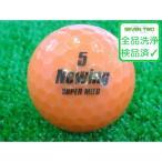 ブリヂストン ニューイング NEWING SUPER MILD 1個 2016年モデル オレンジ 当店Aランク 中古 ロストボール ゴルフボール