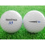 ロストボール ツアーステージ V10 2012年モデル 20球セット 当店Aランク 中古 ゴルフボール