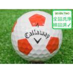 ロストボール キャロウェイ Callaway CHROME SOFT TRUVIS クロームソフト トゥルービス 2016年モデル 1個 当店Aランク 中古 ゴルフボール