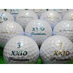 ショッピングゼクシオ ロストボール DUNLOP ゼクシオ XXIO プレミアム 20球セット 当店Aランク 中古 ゴルフボール