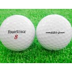 ロストボール 美品 ブリヂストン ツアーステージ X01‐Z 2012年モデル 10球セット 中古 ゴルフボール