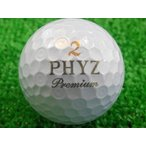 ロストボール 美品 ブリヂストン ファイズ PHYZ Premium 2014年モデル 中古 ゴルフボール
