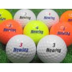 ロストボール 美品 ブリヂストン NEWING ニューイング スーパーソフトフィール 30球セットMIX 中古 ゴルフボール