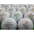 ロストボール 美品 スーパーニューイング プレミアム ブリル 10球セット 中古 ゴルフボール
