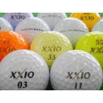 ショッピングゼクシオ ロストボール DUNLOP ゼクシオ XXIO XD シリーズ 30球セット 当店Bランク 中古 ゴルフボール