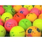 ロストボール 美品 キャスコ キラ KIRA シリーズ 30球セットMIX 中古 ゴルフボール KASCO