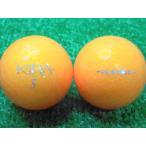 ロストボール 美品 キャスコ キラ クレノ KIRA KLENOT 2016年発売 オレンジトパーズ 1個 中古 ゴルフボール
