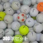 ショッピングゴルフボール ロストボール 訳あり 打ちっ放し 練習用ボール 300球セット 中古 ゴルフボール