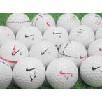 訳あり 落書き NIKE ナイキ お買得いろいろミックス ホワイト 1個 中古 ゴルフボール ロストボール