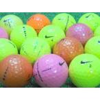 訳あり 落書き NIKE ナイキ PDシリーズ カラー 1個 中古 ゴルフボール ロストボール