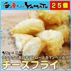 チーズフライ 15g×25個 冷凍食品 おつまみ 惣菜 から揚げ