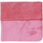 ネコポス対応 スピード/speedo 水泳 セームタオル(小) SD96T02 ピンク(PN)