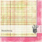 [FancyPants] Wishful Thinking-Pretty Plaid Paper {FP-075}