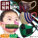 期間限定 送料無料 洗える マスク ( 大人用 子供用 マスク 和柄  選べるデザイン ) グッズ おもしろ プレゼント キッズ クリスマス Tシャツ