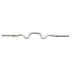 (ポイント5倍! 8/11〜8/16)(バーベルシャフト)STEELFLEX1 20cm 25mm孔径ニューアームカールバー No.29