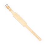 (トレーニングベルト)ゴールドジム EXレザーベル