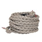 (受注生産品)(運動会 用品)(綱引きロープ)トーエイライト 綱引ロープCR38 B-2010