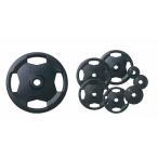 (バーベルプレート 20kg)BULL Φ50mmラバープレート20kg(2枚1組) BL-RP20