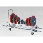 (受注生産品)(プレートラック)DANNO プレート整理台デラックス(キャスター付) Dー592