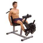 (動画参照)(レッグエクステンション)Bodysolid ボディソリッド レッグエクステンション&レッグカールDX GLCE365