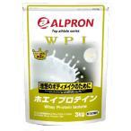 (プロテイン)タンパク含量約90%以上 アルプロンWPIホエイプロテイン100 (3kg) プレーン味  whey003wpi (お徳用3kgx2袋)