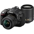 デジタル一眼カメラ Nikon D5300 ダブルズームキット2 [ブラック][新品即納]