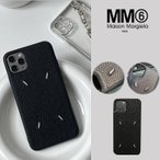 2021 MM6 Maison Margiela  iPhone13 iPhone13 pro iPhone13 mini メゾンマルジェラiPhone12 ケース iPhone11 ケース アイフォン送料無料