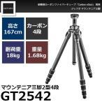 《2年延長保証付》 GITZO GT2542 マウンテニア三脚2型4段 【送料無料】 【即納】