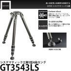 《2年延長保証付》 GITZO GT3543LS システマティック三脚3型4段ロング 【送料無料】 【即納】