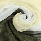 チュール生地 50cm単位 ウエディング ハロウィン 服飾資材 手芸 ソフトなラメ入りチュール 日本製