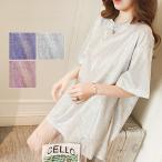 イベント グリッター Tシャツ ワンピ 海外 韓国 韓国ファッション 韓国スタイル レディース  送料無料