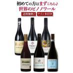 ワイン ワインセット 送料無料!! ピノノワールを知る ★☆当店おススメ☆★ 産地別6本セット! wine